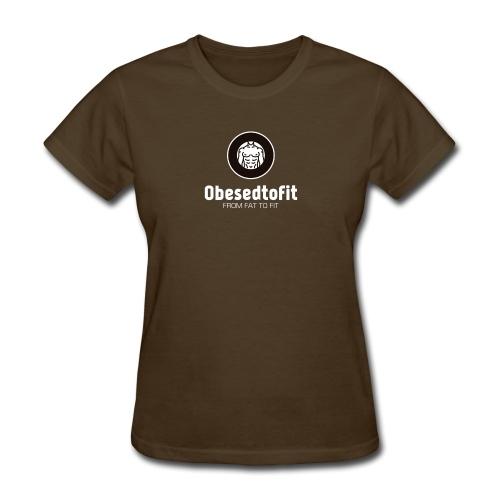 OBESEDTOFITMERCH - Women's T-Shirt