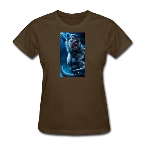 Werewolf - Women's T-Shirt