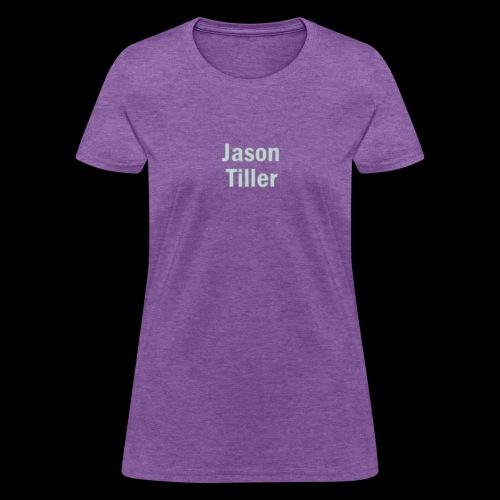 Tiller Text 3 - Women's T-Shirt