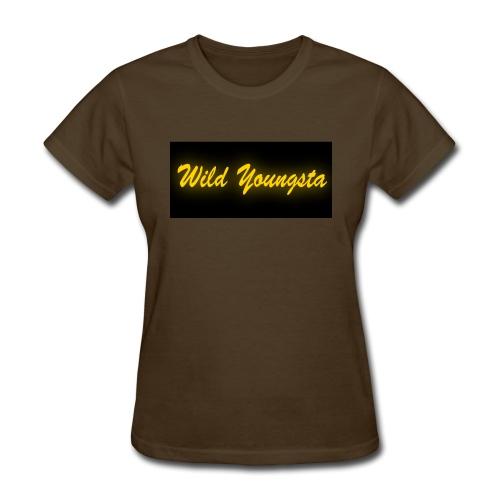 Wild Youngsta - Women's T-Shirt