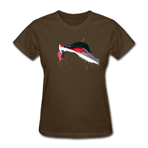 color splash 2 - Women's T-Shirt