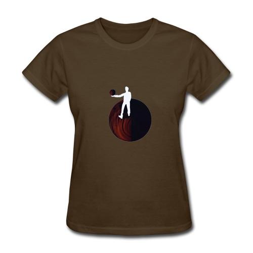 Space Mannnnn - Women's T-Shirt