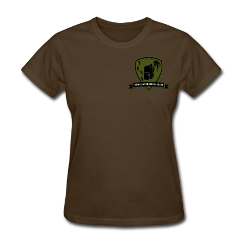Newy Ruck - Women's T-Shirt