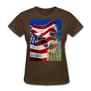Some gave all - Women's T-Shirt