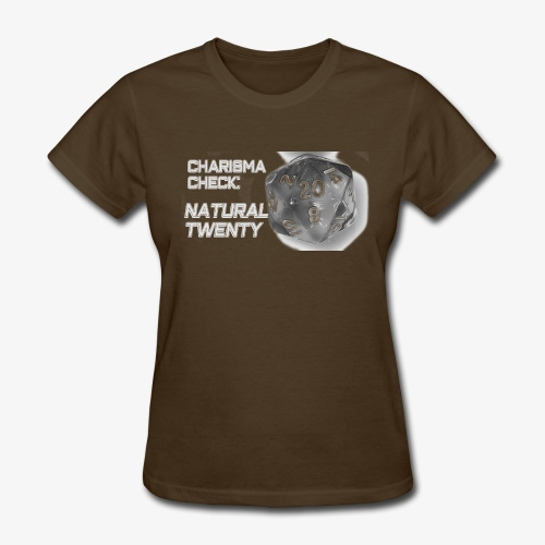 Natural Twenty - Women's T-Shirt