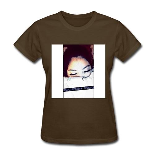 QUEEN G. GORGEOUS - Women's T-Shirt