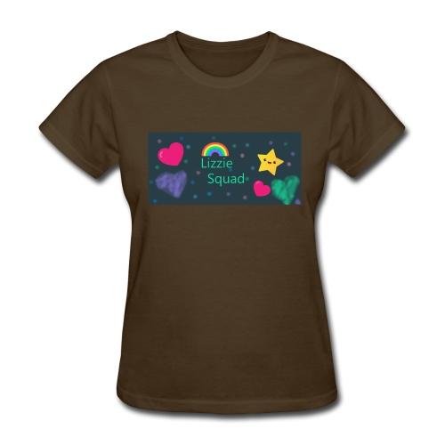 Lizzie Squad - Women's T-Shirt