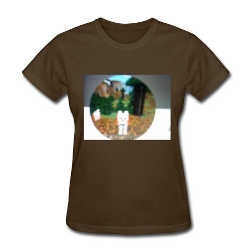 Wolf dog t-shirt - Women's T-Shirt