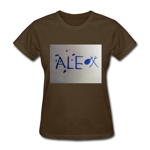Alex kasulis - Women's T-Shirt
