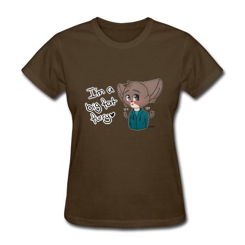 Big fat furry - Women's T-Shirt