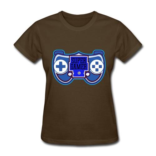 supergamer - Women's T-Shirt