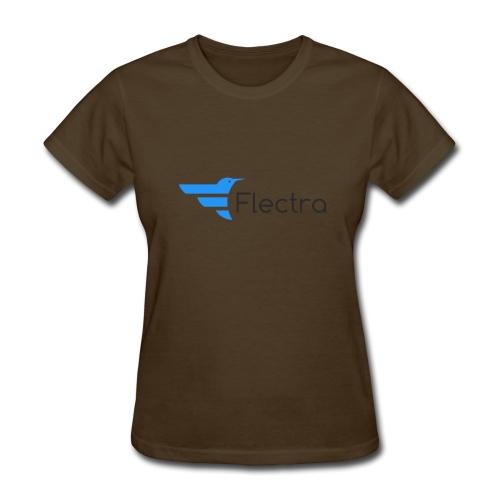 Flectra Official Logo Merchandise - Women's T-Shirt