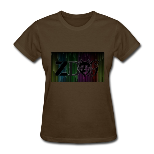 ZDOG upgraded verison - Women's T-Shirt