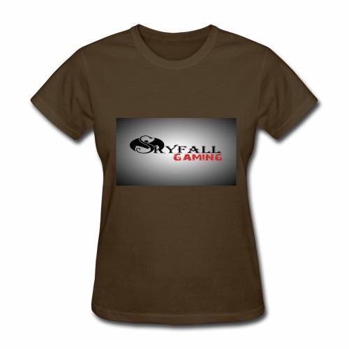 skyfal gaming 32 - Women's T-Shirt
