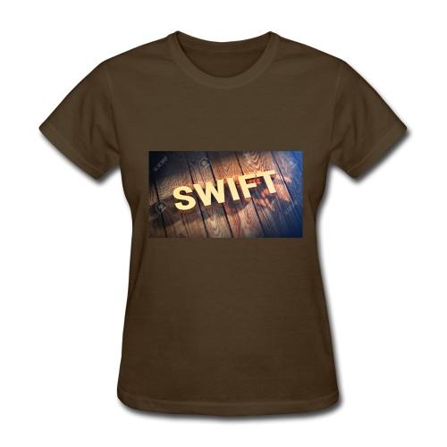 team swift merch - Women's T-Shirt