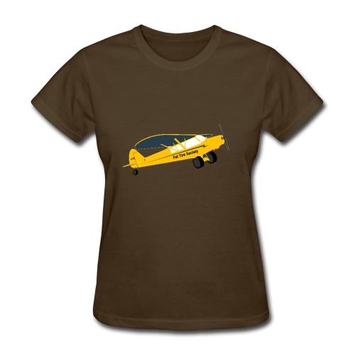 Fat Tire Society Simple - Women's T-Shirt