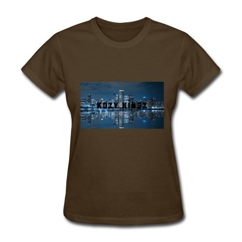 Kozy Kings - Women's T-Shirt