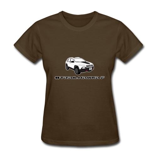 REPRESENTING TrailhawfAF! - Women's T-Shirt