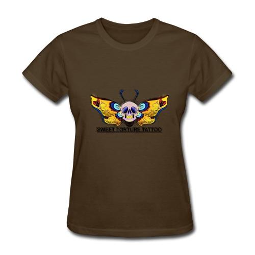 skull er fly - Women's T-Shirt