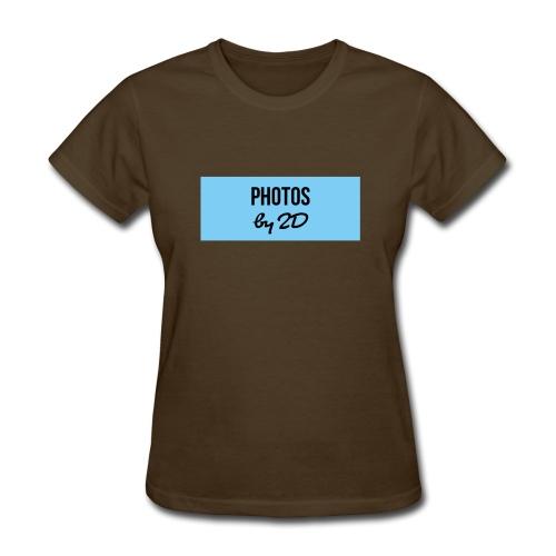 Logo zd - Women's T-Shirt