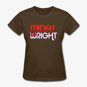 Midas Wright Official Logo - Women's T-Shirt