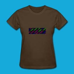 The Move logo box silhouette - Women's T-Shirt