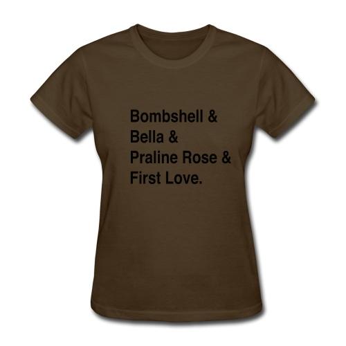 Rach FAVE shirt A - Women's T-Shirt