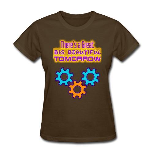 Carousel of Progress - Women's T-Shirt