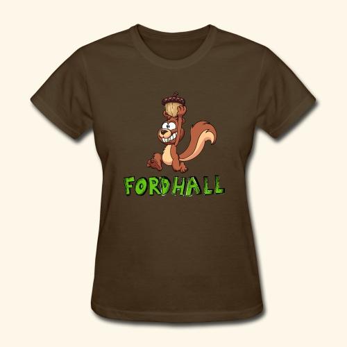 squirrel fordhall1 - Women's T-Shirt
