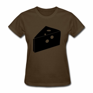 Cheese Man - Women's T-Shirt