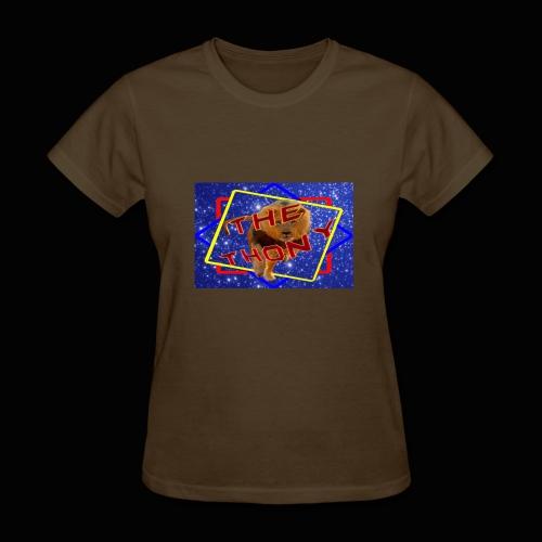 Logo thony king - Women's T-Shirt