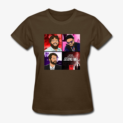 Second Take Cover - Women's T-Shirt