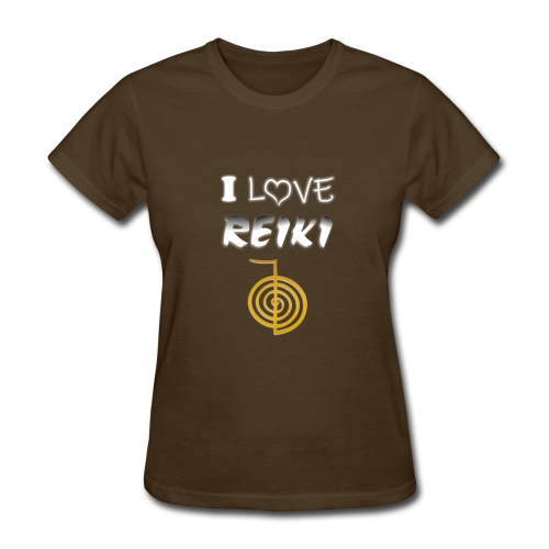 reiki - Women's T-Shirt