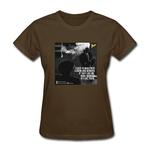 Io used to - Women's T-Shirt