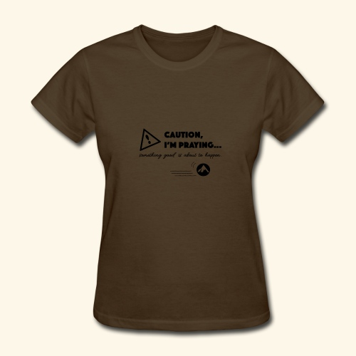 Something Good is About to Happen - Women's T-Shirt