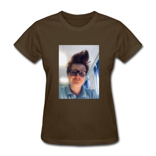 charlies face - Women's T-Shirt