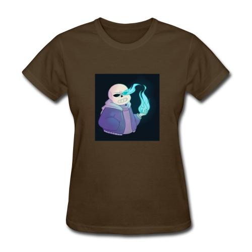 "JaydensgamesandblogsYT (Sans ""power ver."") - Women's T-Shirt"