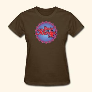 Beer Rings - Women's T-Shirt