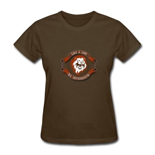 Lion t-shirt - Women's T-Shirt