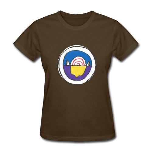 Peppmint/Lemon Design - Women's T-Shirt