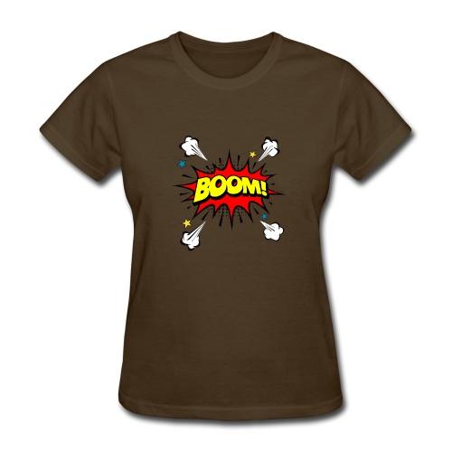 Super Boom - Women's T-Shirt