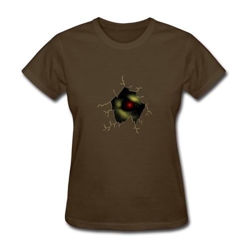 Broken Egg Dragon Eye - Women's T-Shirt