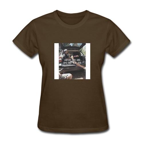 Glitch pic 1 - Women's T-Shirt