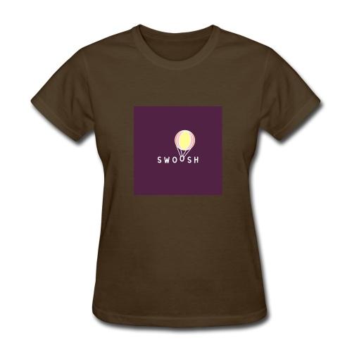 merakigraphics Swoosh design - Women's T-Shirt