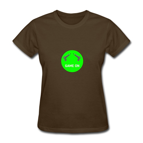 GAME ON - Women's T-Shirt