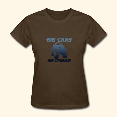 cars - Women's T-Shirt