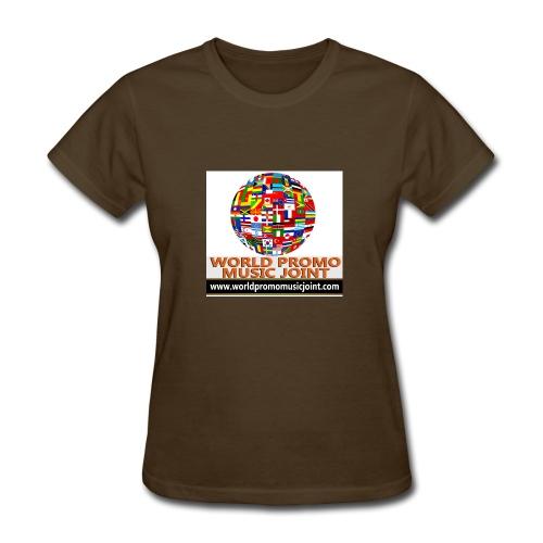 SUPPORT INDIE ARTISTE REACH THE TOP - Women's T-Shirt