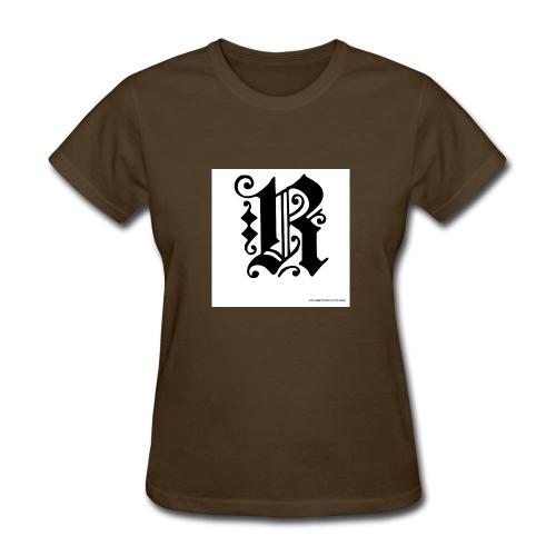 Faze rug R shirt old english - Women's T-Shirt