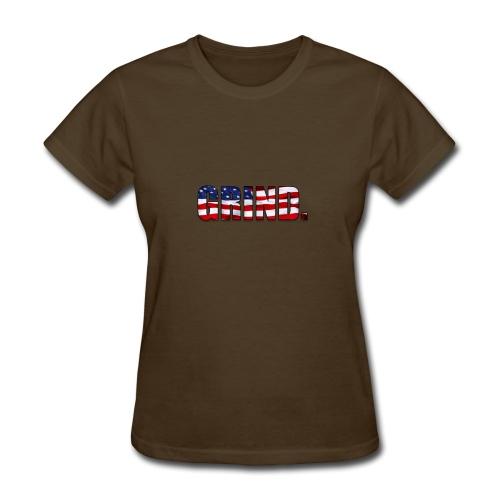 GRIND FLag - Women's T-Shirt