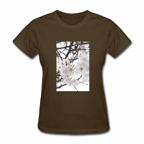 White Blossom - Women's T-Shirt